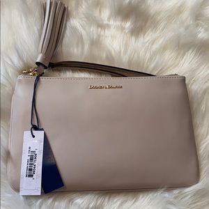 NWT Dooney and Bourke Clutch READ